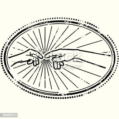 istock Michelangelo graphique 95666370