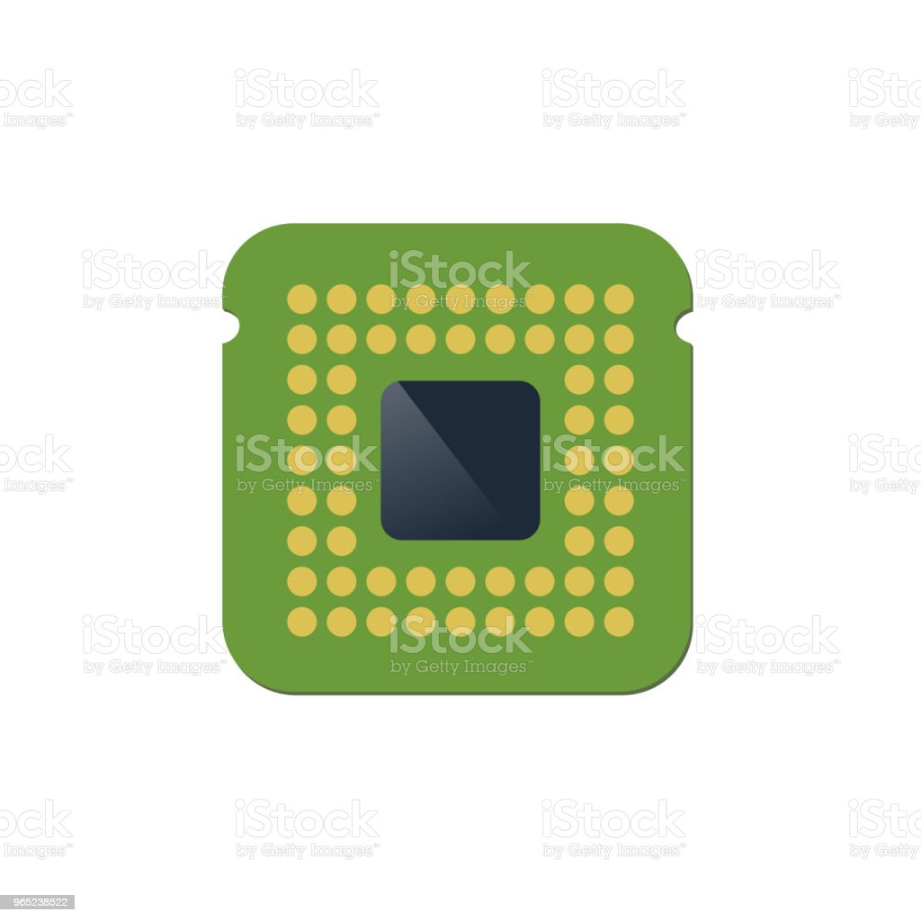 Microchip chip circuit component royalty-free microchip chip circuit component stock vector art & more images of abstract