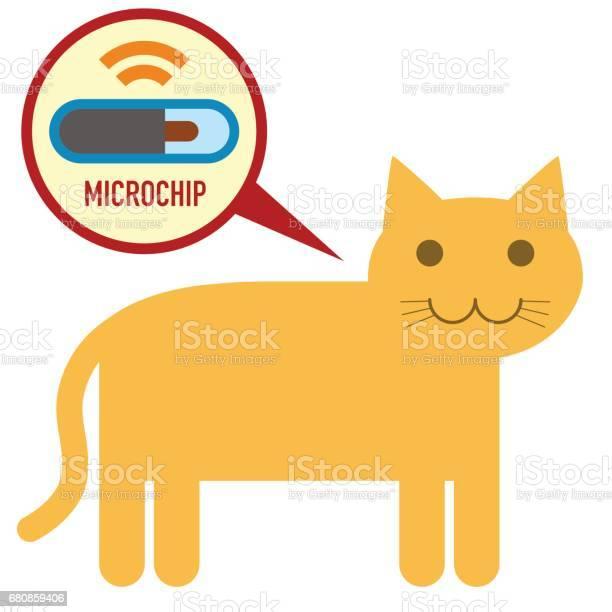 Microchip in cat sign icon vector id680859406?b=1&k=6&m=680859406&s=612x612&h=wg2m6tekxw4fbotjwtdvk1ketxlcxowfcsdzu1ulkhw=
