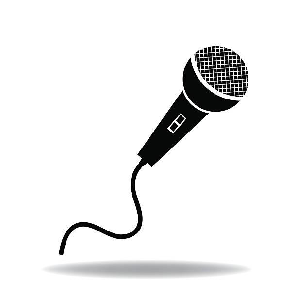 Mikrofon Vektorgrafiken und Illustrationen - iStock