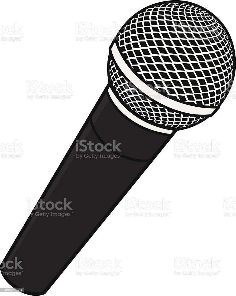 royalty free boom microphone clip art vector images illustrations rh istockphoto com microphone clip art download free microphone clipart png