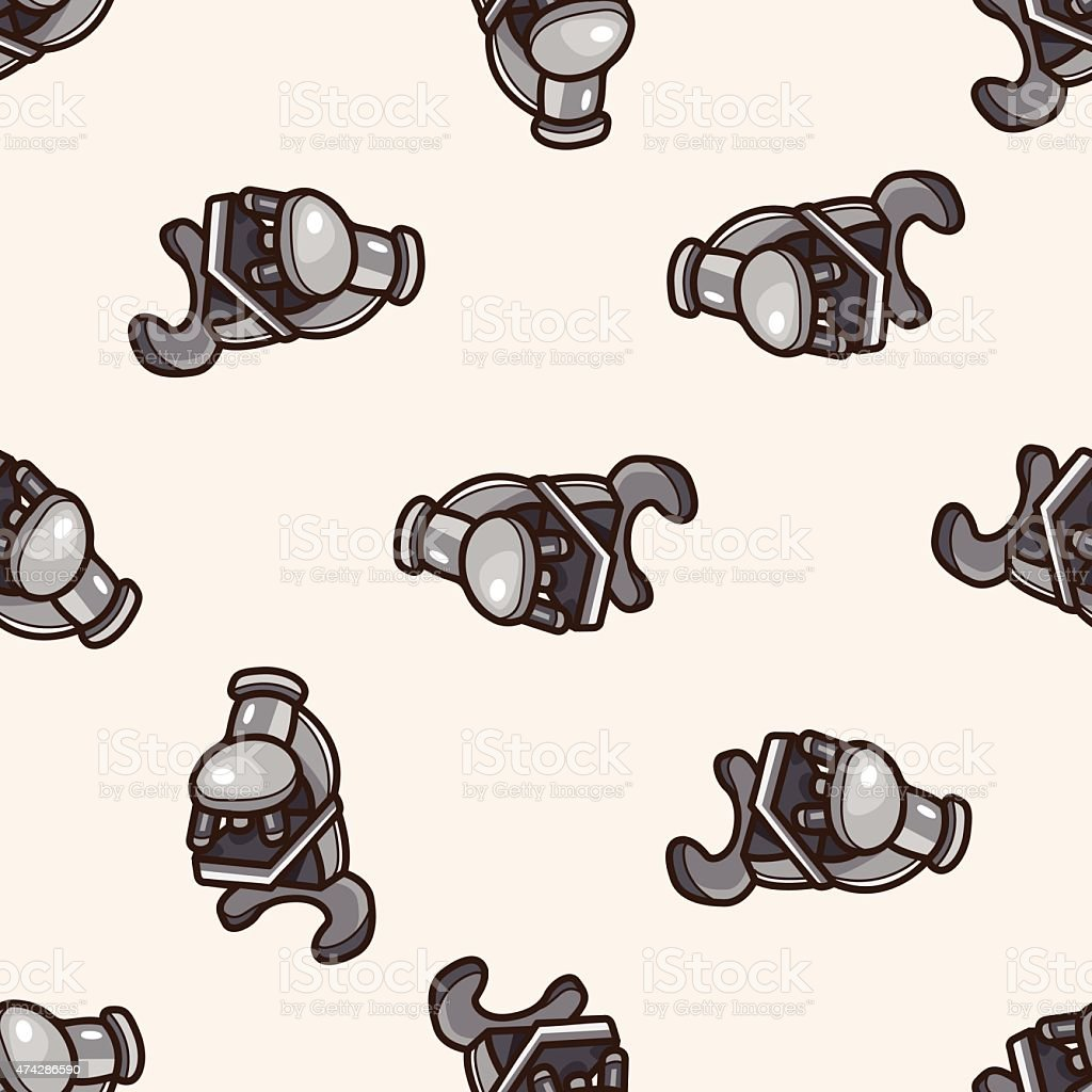 microscope cartoon seamless pattern background stock illustration download image now istock https www istockphoto com vector microscope cartoon seamless pattern background gm474286590 65286369