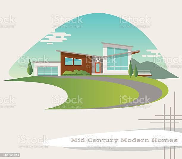 Modern House Free Vector Art - (13,852 Free Downloads)