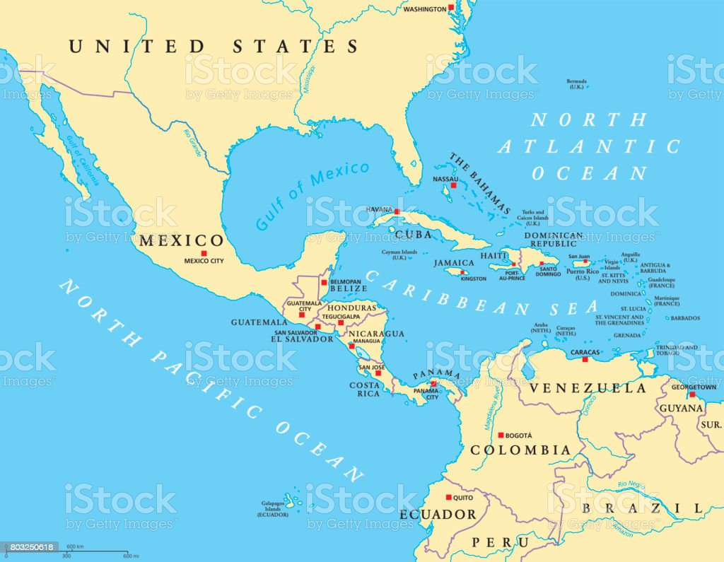 Middle America Political Map Stock Illustration - Download ... on labeled map of pennsylvania, labeled map of united kingdom, labeled map of the u.s, labeled map of tobago, labeled map of nigeria, labeled map of the british isles, labeled map of bodies of water, labeled map of fiji islands, labeled map of switzerland, labeled map of trinidad, labeled map of northern europe, labeled map of the caribbean islands, labeled map of iran, labeled map of new caledonia, labeled map of amazon river, labeled map of indochina, labeled map of western united states, labeled map of syria, labeled map of ussr, labeled map of iraq,