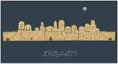Middle East Town, Jerusalem