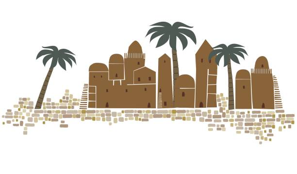 Top 60 Jerusalem Old City Clip Art, Vector Graphics and ...