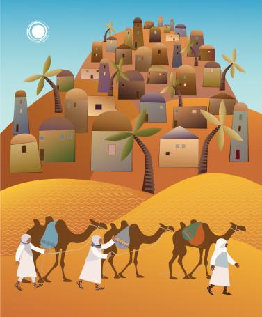 Middle Eastern Motifs