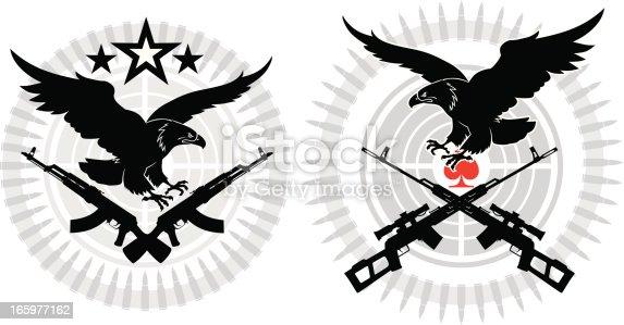istock military emblem 165977162