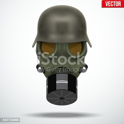 Free download of World War Helmet vector graphics and