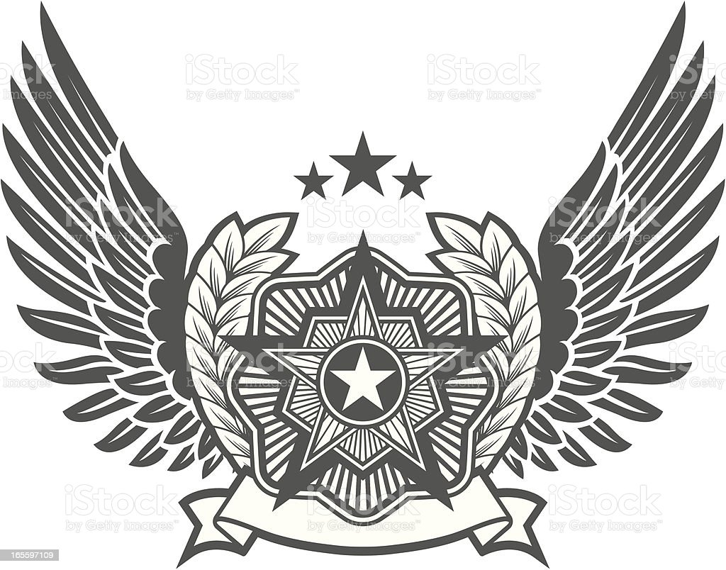 Military insignia royalty-free military insignia stock vector art & more images of badge