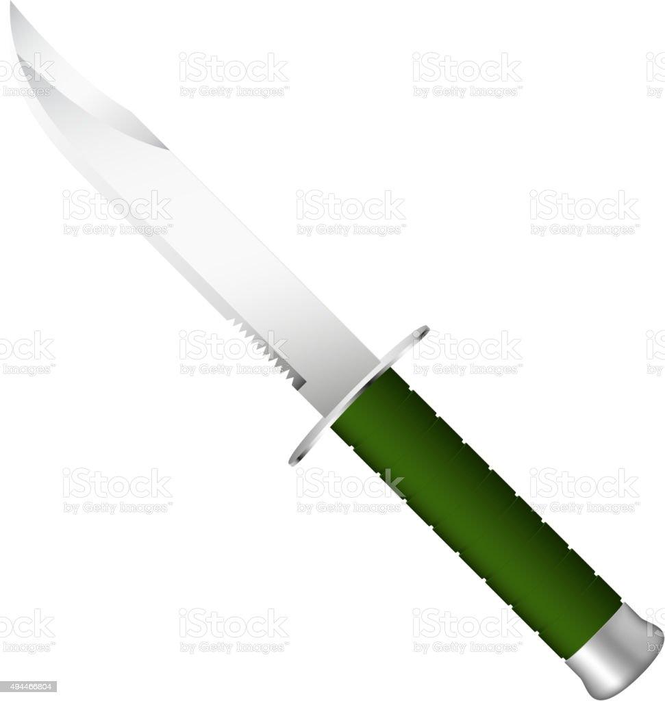 db1cc9042f Exército faca com a pega verde escuro exército faca com a pega verde escuro  - arte