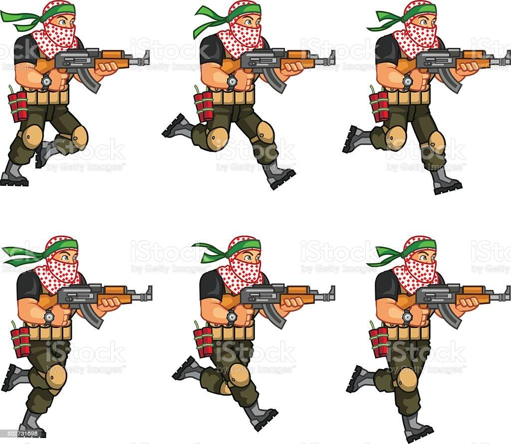 militia game animation sprite stock vector art more images of 2015 rh istockphoto com Patriots Revolutionary War Clip Art Revolutionary War Freedom