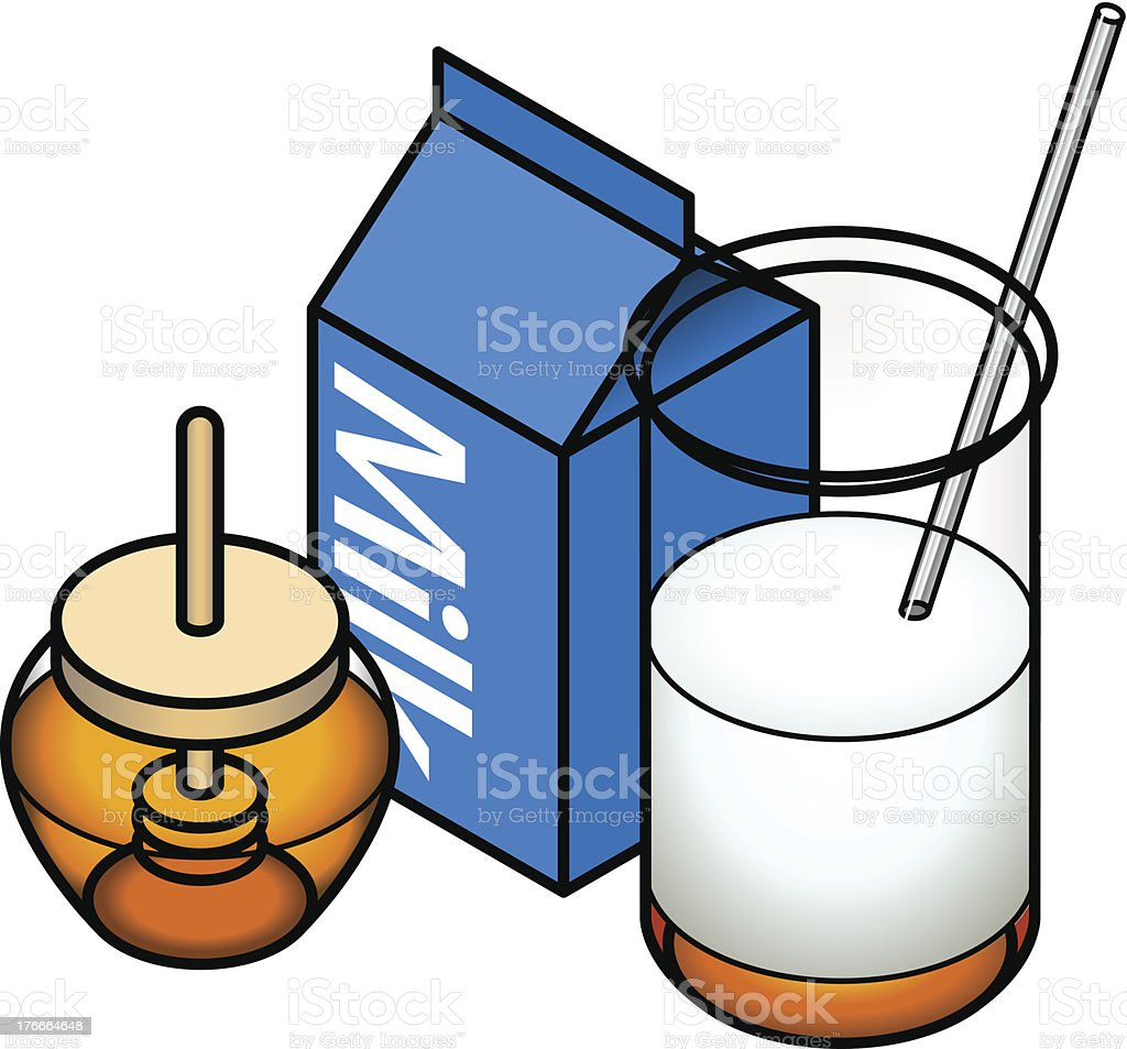 Milk and Honey royalty-free milk and honey stock vector art & more images of anticipation