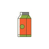 Milk, Drop, Liquid, Azerbaijan, Icon