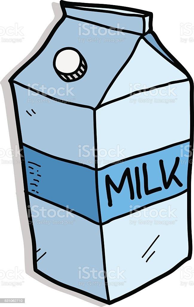 royalty free carton of milk clip art vector images illustrations rh istockphoto com milk clipart vector milk clipart hd