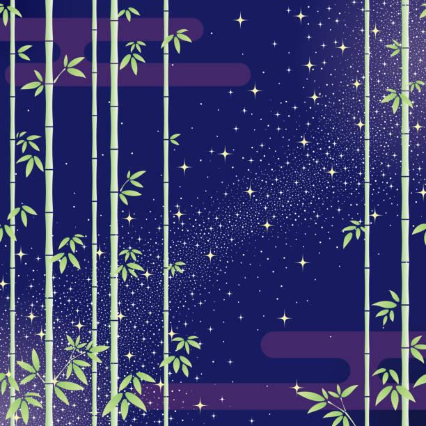 milky way - 七夕点のイラスト素材/クリップアート素材/マンガ素材/アイコン素材
