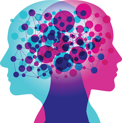 Mind Connection Stock Illustration - Download Image Now