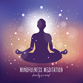 Yoga, Mindfulness and Meditation Background