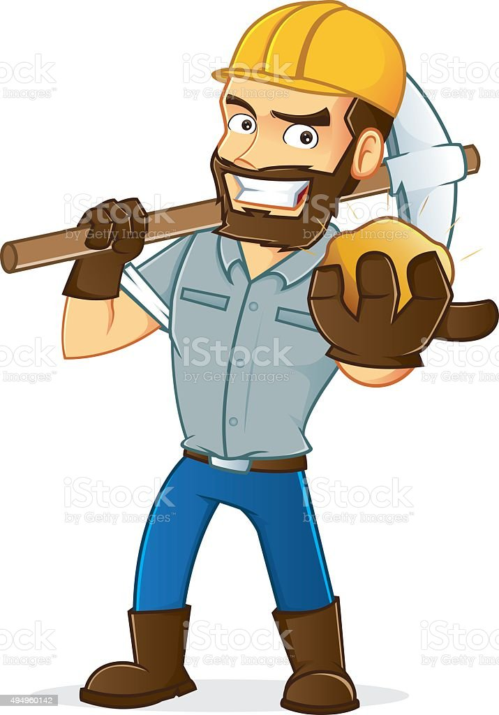 royalty free coal miner clip art vector images illustrations istock rh istockphoto com coal miner clipart free coal miner clip art free