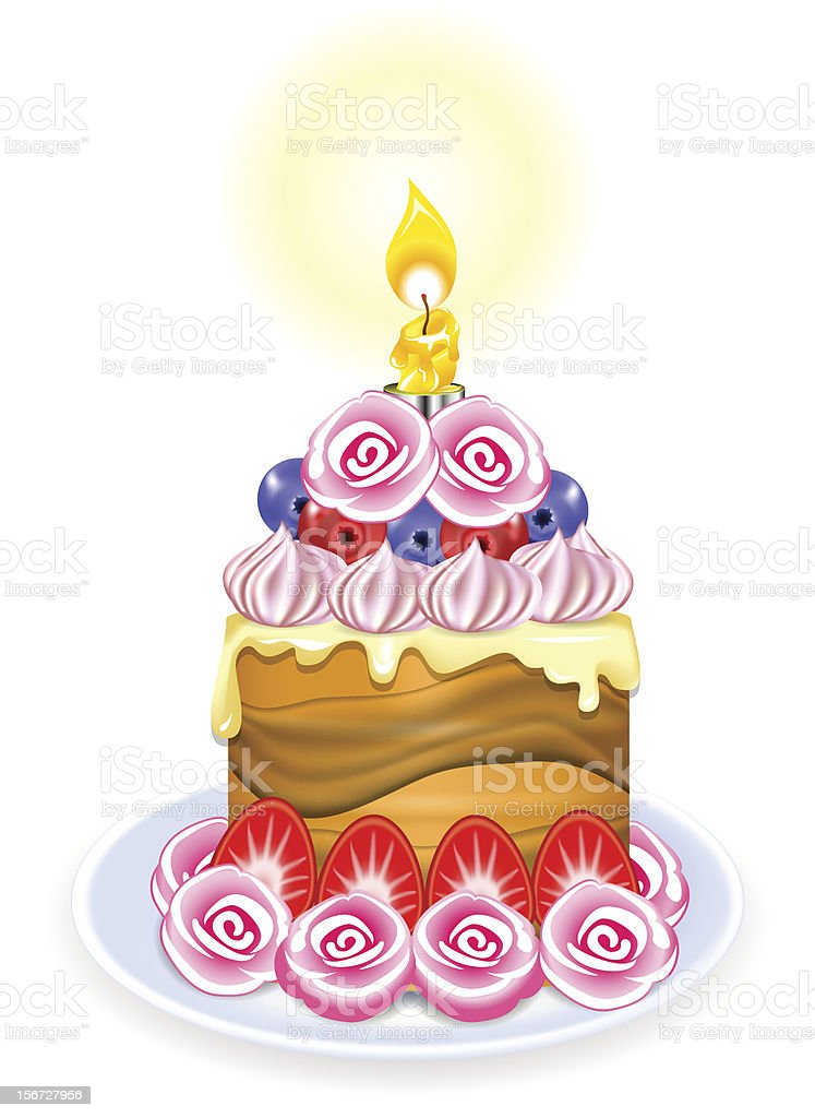 mini cake royalty-free mini cake stock vector art & more images of anniversary