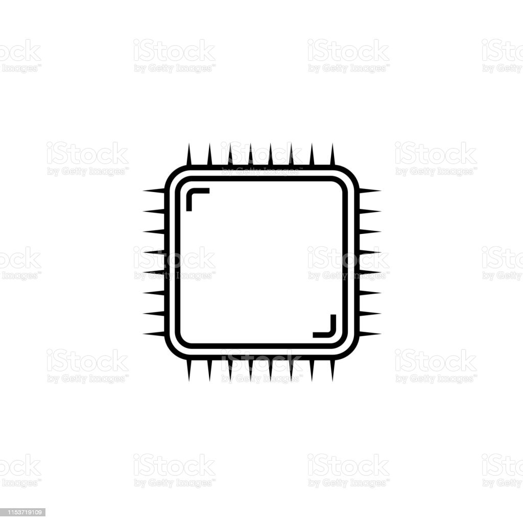 mini cpu icon flat style mobile cpu vector stock illustration download image now istock https www istockphoto com vector mini cpu icon flat style mobile cpu vector gm1153719109 313450748