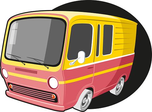 Minibus campervan