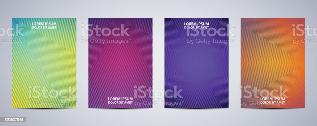 Minimal abstract covers design. Poster background. Vector illustration vector art illustration