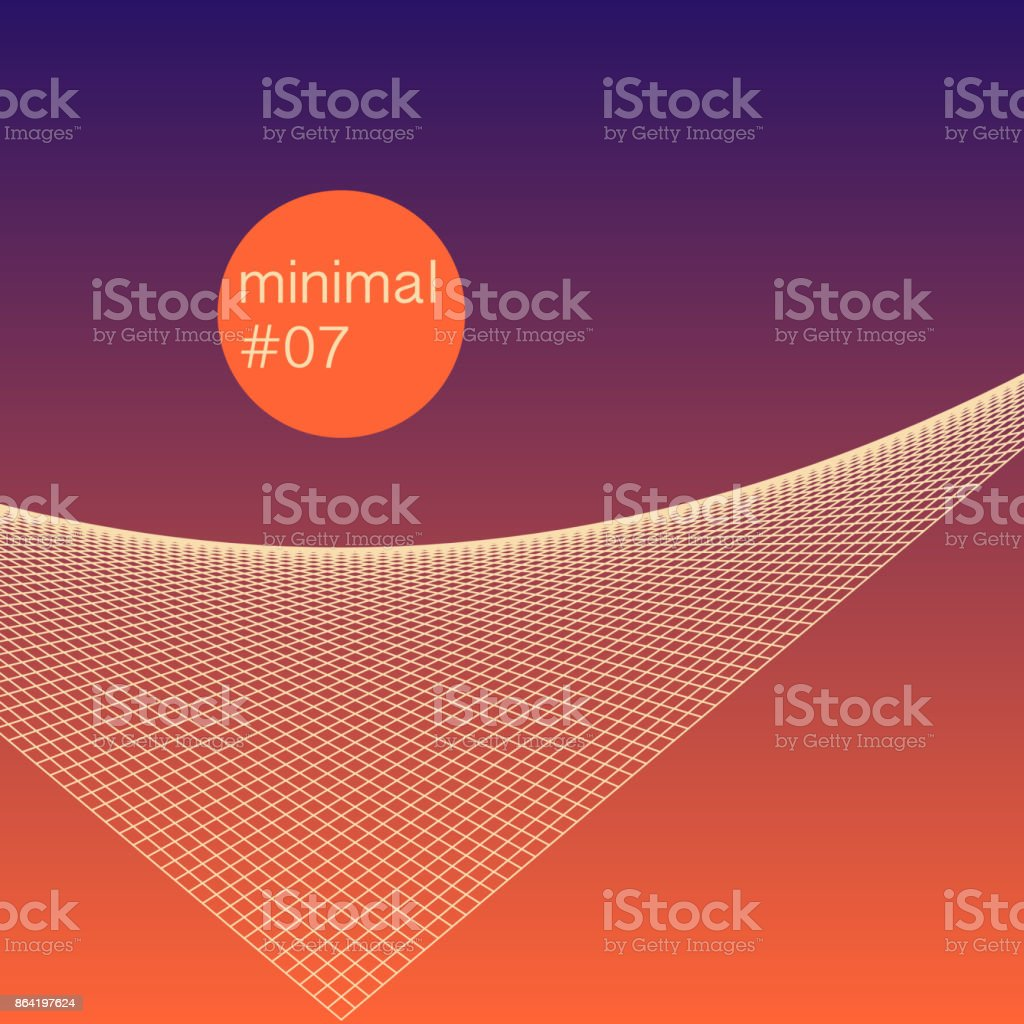 minimal artwork of colourful geometric stripes. royalty-free minimal artwork of colourful geometric stripes stock vector art & more images of abstract
