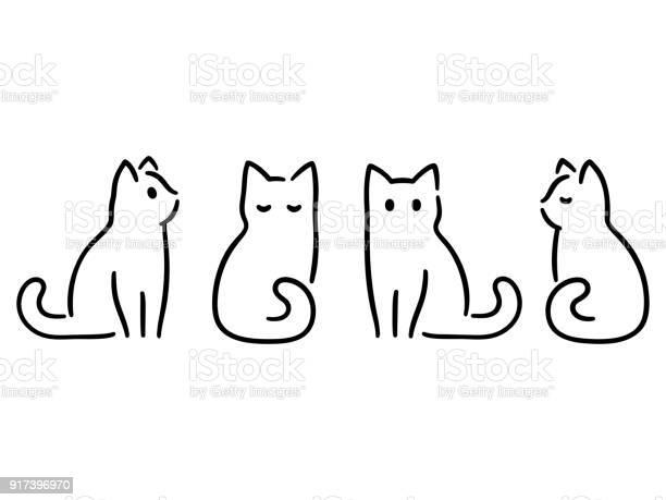 Minimal cat drawing vector id917396970?b=1&k=6&m=917396970&s=612x612&h=kmgypqhmynzqvnejlssre1n2rjfyeq1cyvbnvaq5dee=