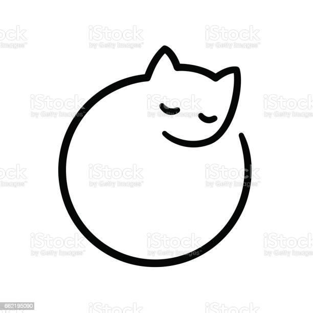 Minimal cat logo vector id662195090?b=1&k=6&m=662195090&s=612x612&h=o7jb0umuyqhngpikvtge4yaubtdq042pmpty6pbyiok=