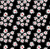 Seamless Daisy Pattern