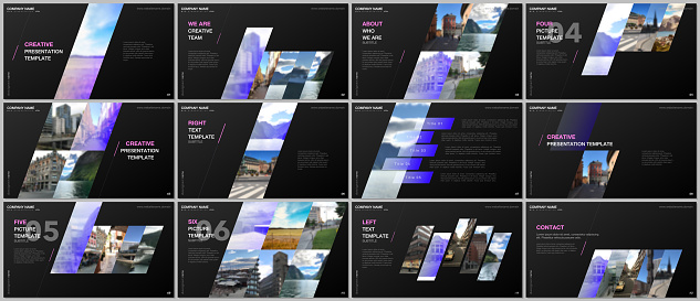 photo templates stock illustrations