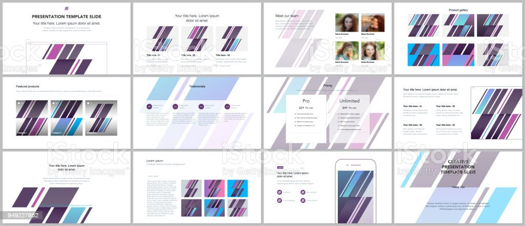 Minimal presentations portfolio templates simple elements on white minimal presentations portfolio templates simple elements on white background brochure cover vector design altavistaventures Images