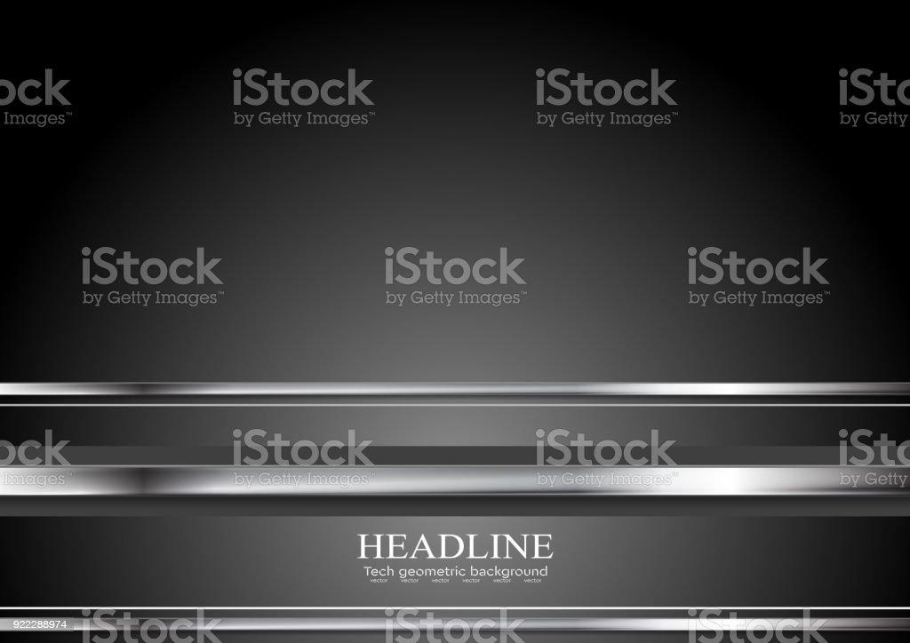 Minimal technology metallic vector background royalty-free minimal technology metallic vector background stock illustration - download image now