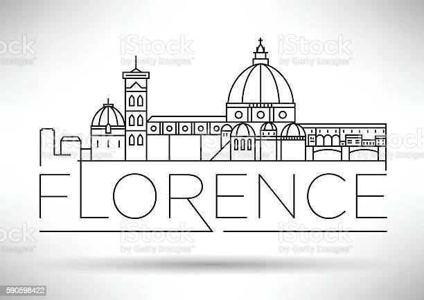 Minimal vector florence city linear skyline with typographic des vector id590598422?b=1&k=6&m=590598422&s=612x612&h=zroorm yhx8tl5 jjfdy7ycv0ej2wrsizuzdbpbzv y=