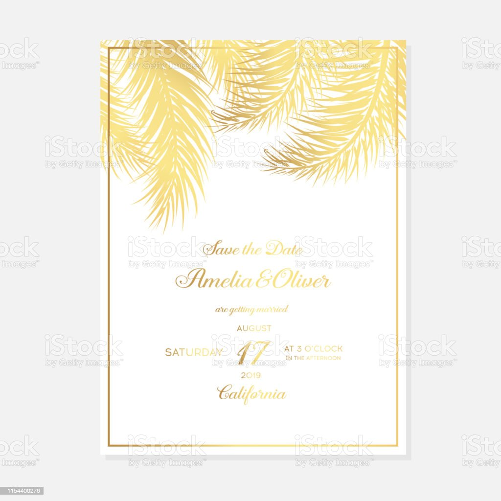 Minimalist Botanical Wedding Invitation Card Template Design Vector  Decorative Greeting Card Or Invitation Design Background Wedding Invitation  Save The Date Rsvp Invite Card Stock Illustration - Download Image Now -  iStock