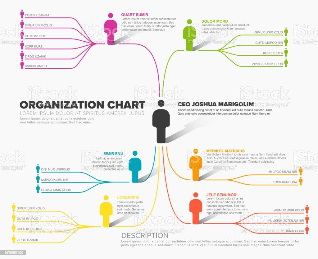 Minimalist company organization hierarchy schema diagram template minimalist company organization hierarchy schema diagram template royalty free minimalist company organization hierarchy schema diagram wajeb Choice Image