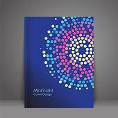 istock Minimalist cover design 1192306649