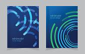 Minimalist cover design