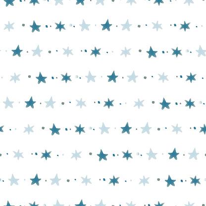 Minimalistic seamless pattern.