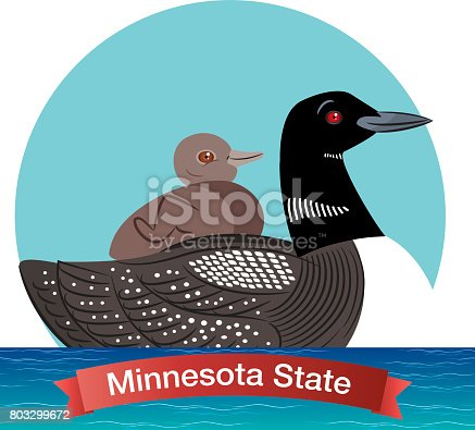 Free Loon Clip Art with No Background - ClipartKey
