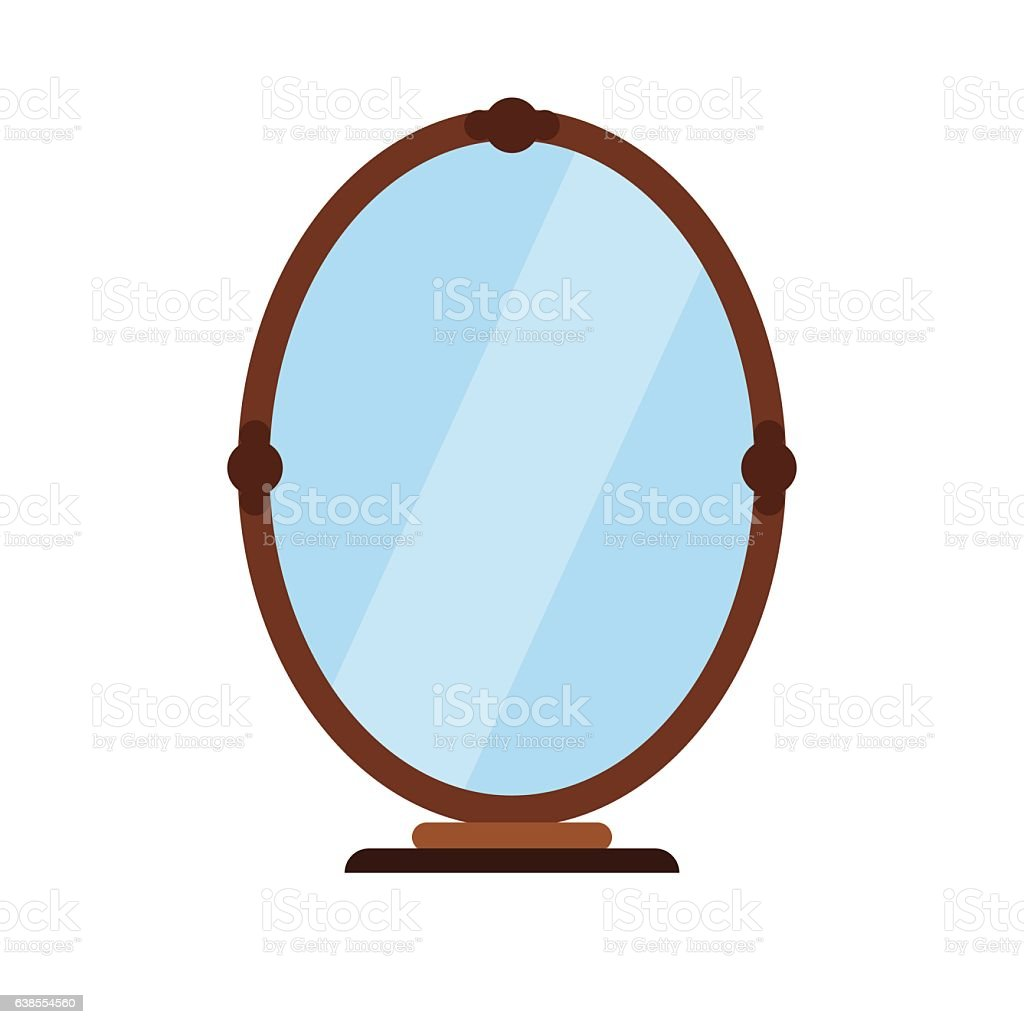 royalty free small square mirrors clip art vector images rh istockphoto com mirror clip art in word mirror clip art black and white