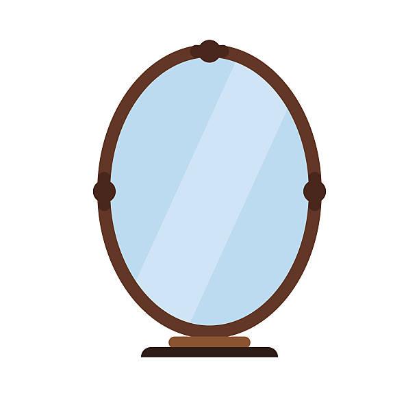 Royalty Free Public Restroom Mirror Clip Art Vector: Royalty Free Little Mirror Clip Art, Vector Images