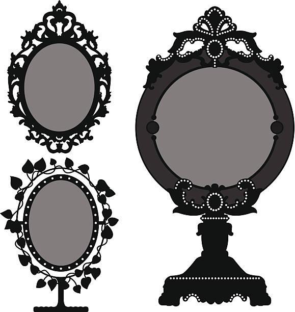 Mirror Clip Art, Vector Images & Illustrations - iStock