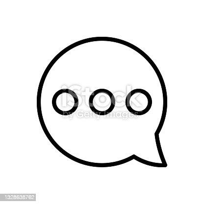 istock Misc bubble 1328638762