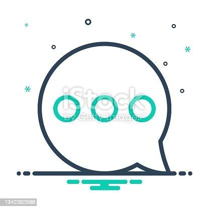 istock Misc bubble 1342392588