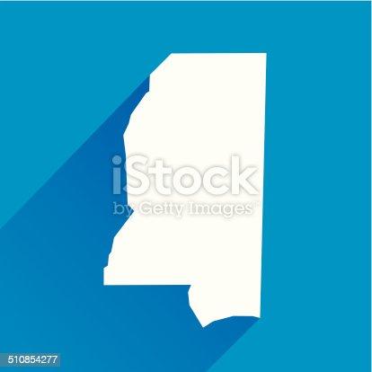 istock Mississippi Icon 510854277