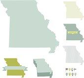 Missouri State Maps