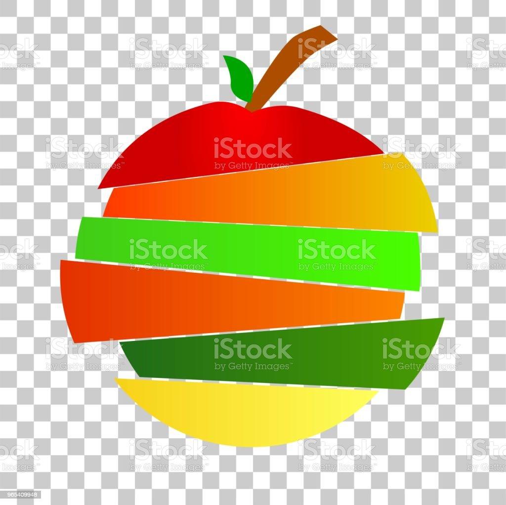 Mix Fruit mix fruit - stockowe grafiki wektorowe i więcej obrazów bez ludzi royalty-free