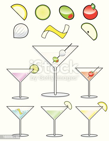 istock Mix Your Own Martini 165592746